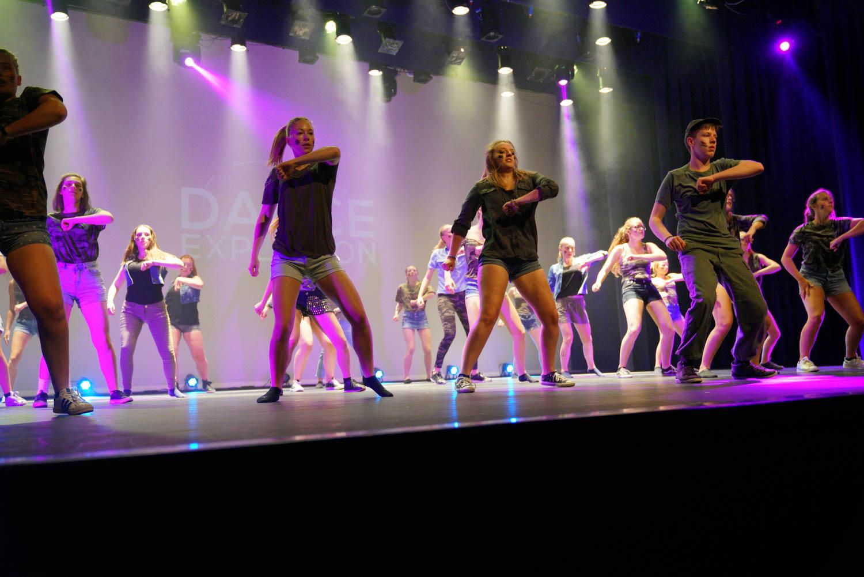 Dance Explosion Volwassenen